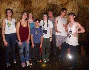 CSW group, 2013, Agouti Cave